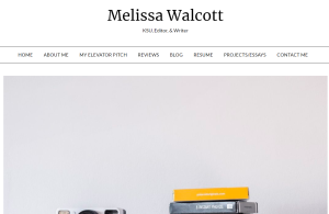 Melissa's Portfolio